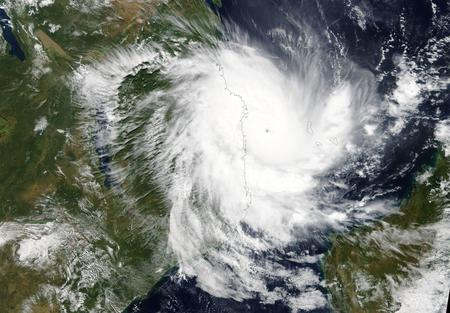 Cyclone Kenneth batters Comoros and heads to Mozambique