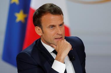 フランス大統領が減税表明、「労働時間延長も必要」