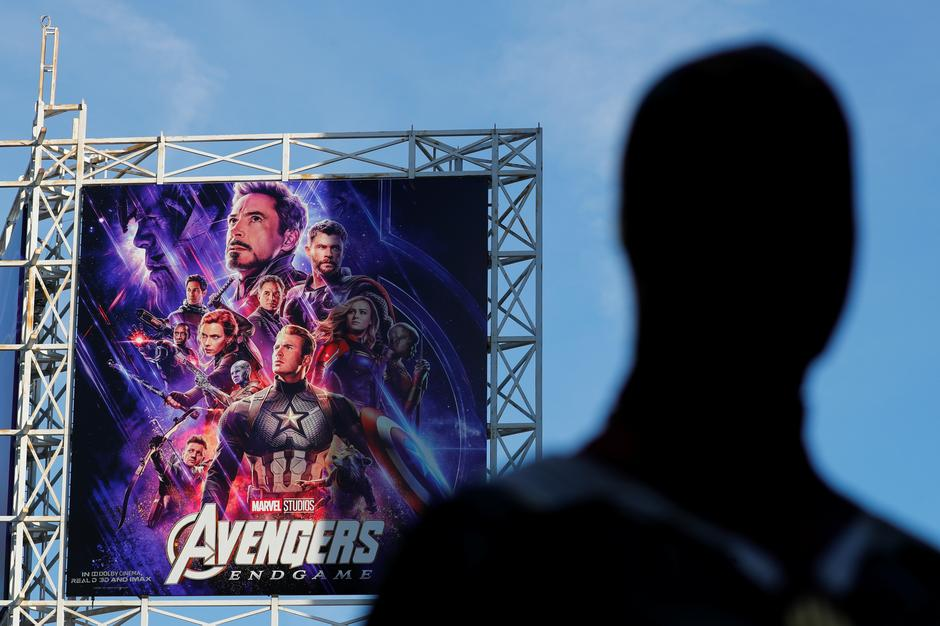 World Turns Out For Record Avengers Endgame Movie Debut Reuters