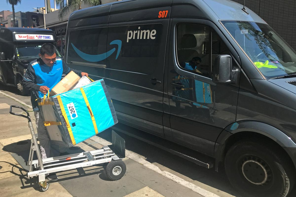 Amazon's nascent freight service has a truckload of rivals