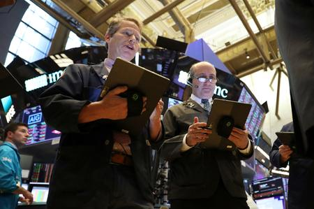 Wall Street pauses ahead of Fed decision after Apple-led rally