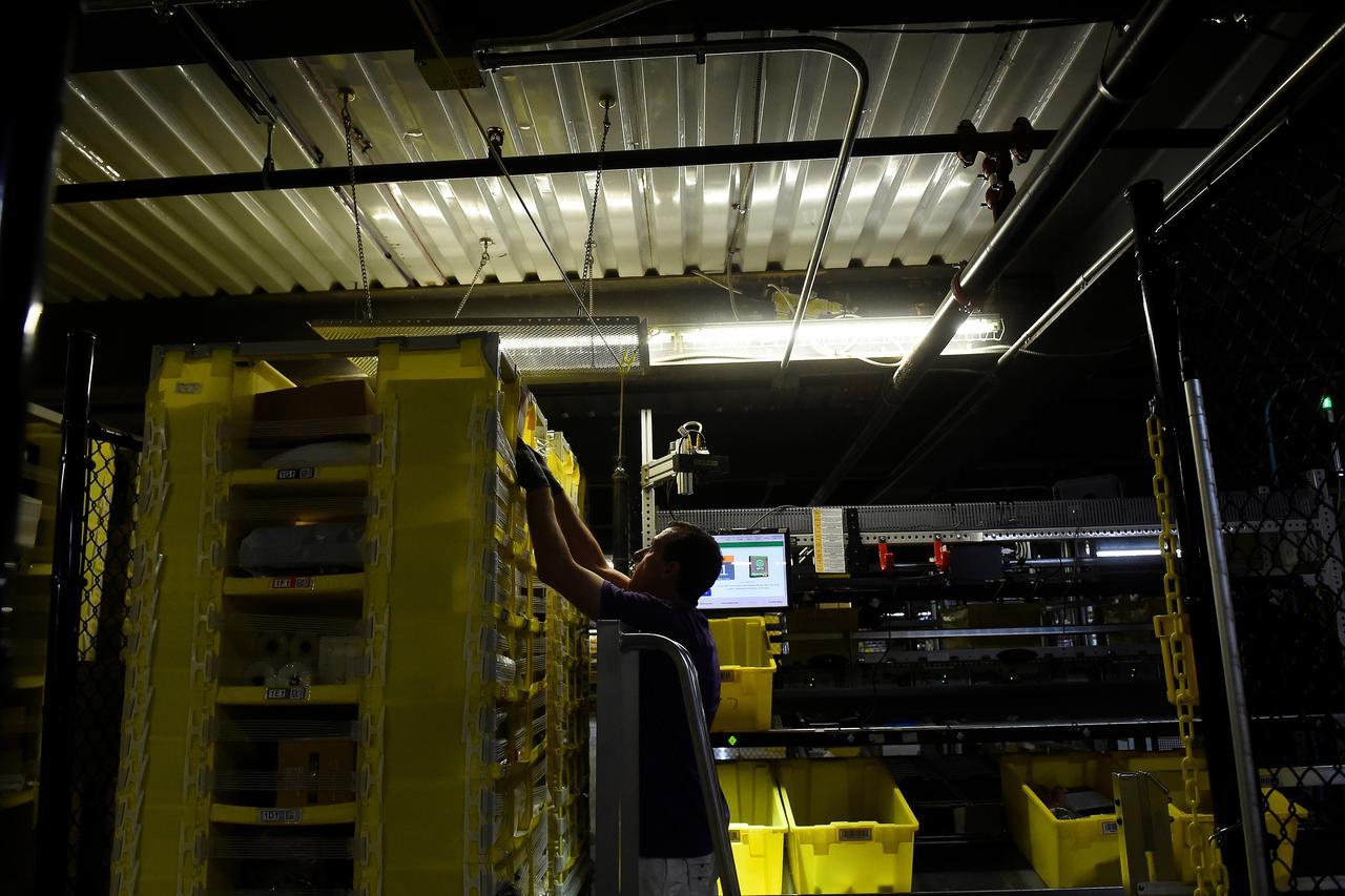 Amazon dismisses idea automation will eliminate all its