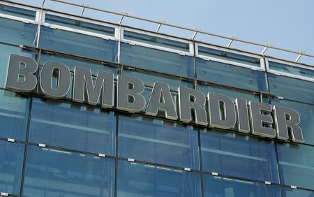 Bombardier to shed Belfast in revamp, shares slide on forecast fears