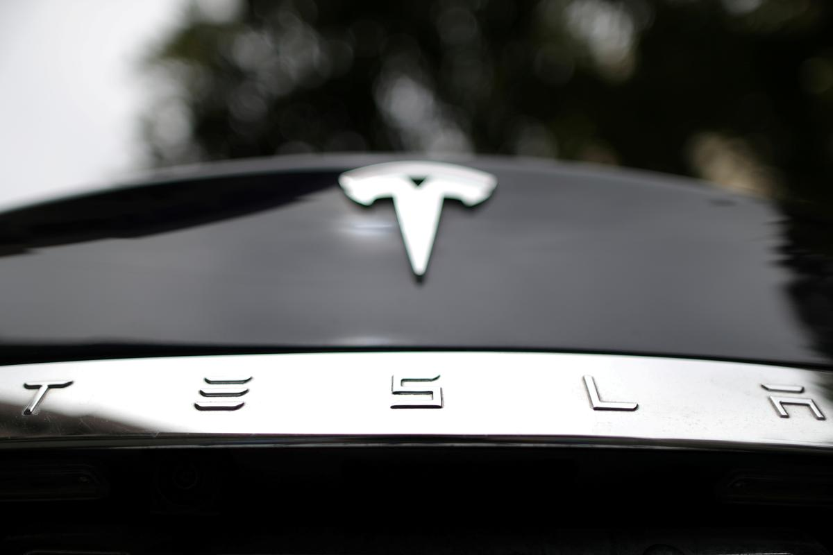 'Exclusive: Tesla expects global shortage of electric vehicle...' /