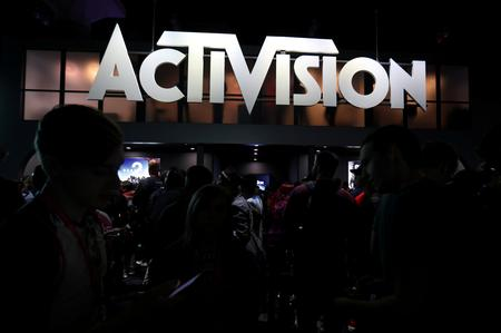 Activision forecast miss clouds esports push, shares drop