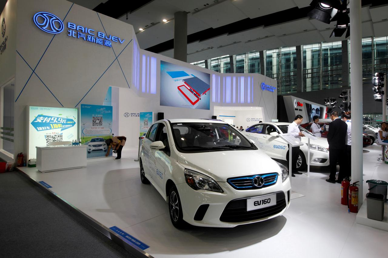 South Korea Automakers Group Urges End To Subsidies For Chinese
