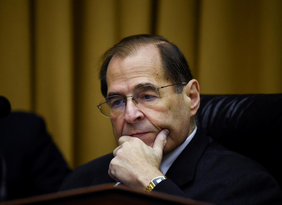 House Judiciary chief sets Monday deadline for full Mueller report