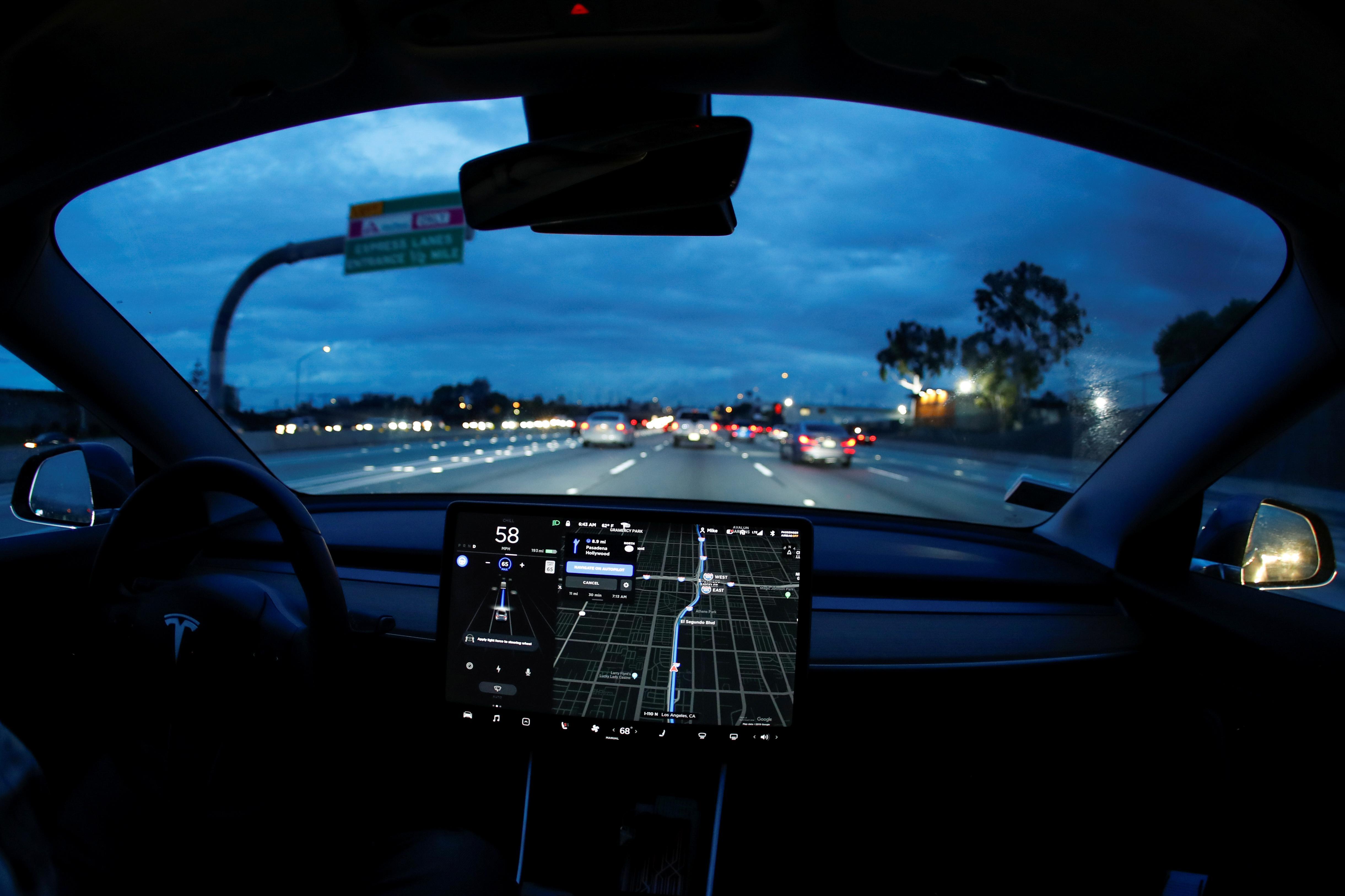 U S  rejects Tesla bid for tariff exemption for Autopilot