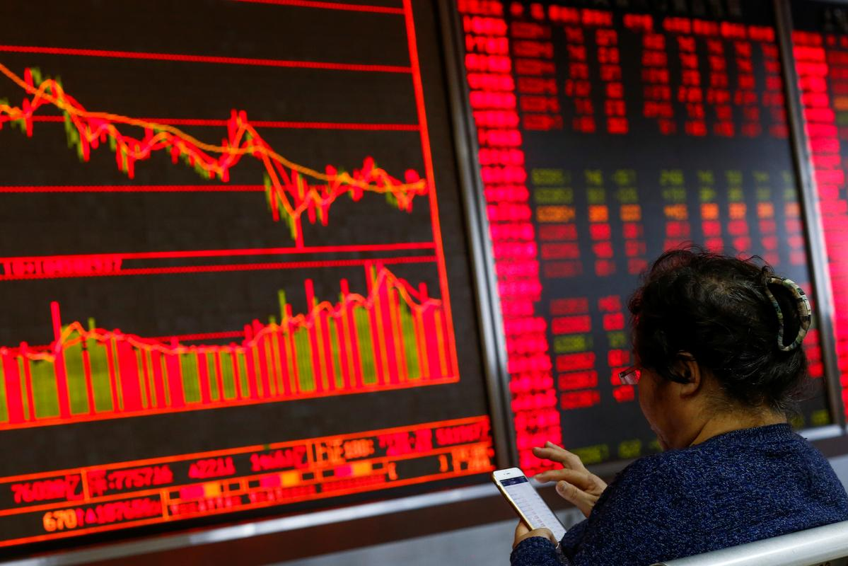 Global shares, oil plunge after Trump vows China tariff hike