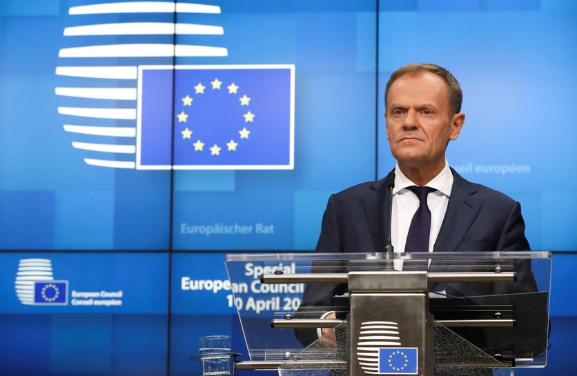 """Image result for EU's Juncker says it's """"unacceptable"""" to link Tusk to Hitler and Stalin in Poland"""