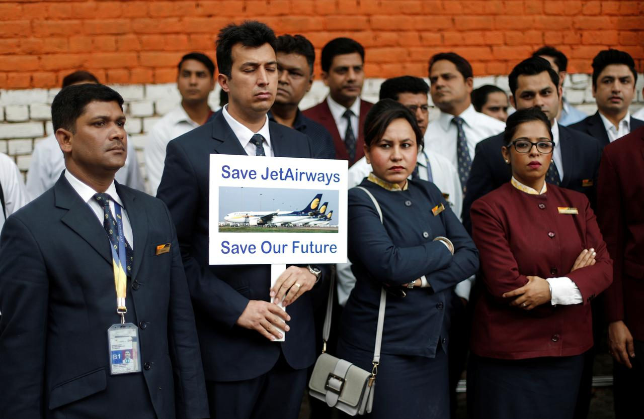 Jet Airways pilots' union asks Supreme Court to direct SBI to