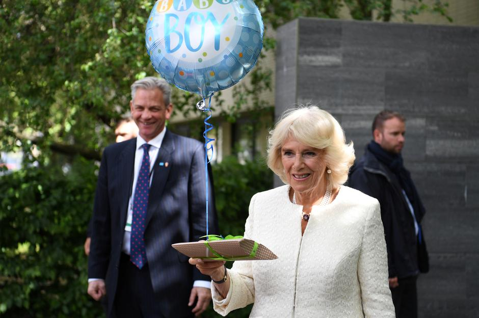 Delighted and thrilled: British royals welcome Harry and