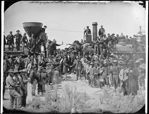Celebrating Chinese immigrants who built cross-America railroad