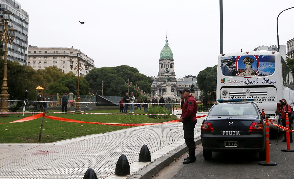Argentine lawmaker Olivares dies from injuries after 'mafia-style'...