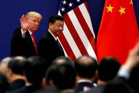 Trump to meet Xi after defiant China slaps U.S. with new tariffs