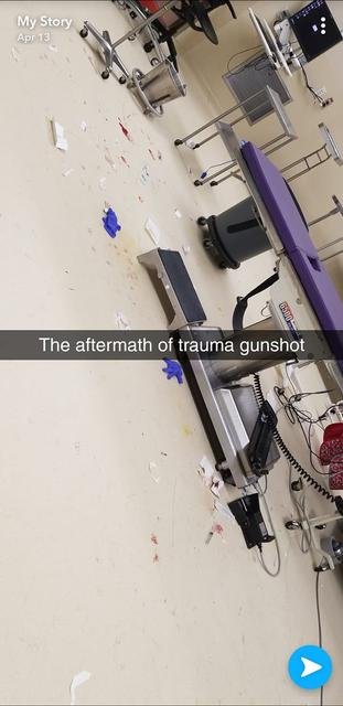 For some trauma doctors, clash with NRA proves therapeutic
