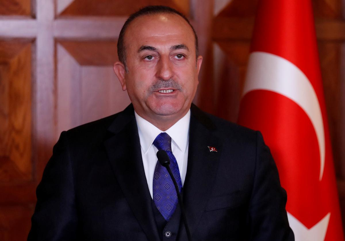 Turkey says it is discussing S-400 working group with U.S., postponing not on agenda