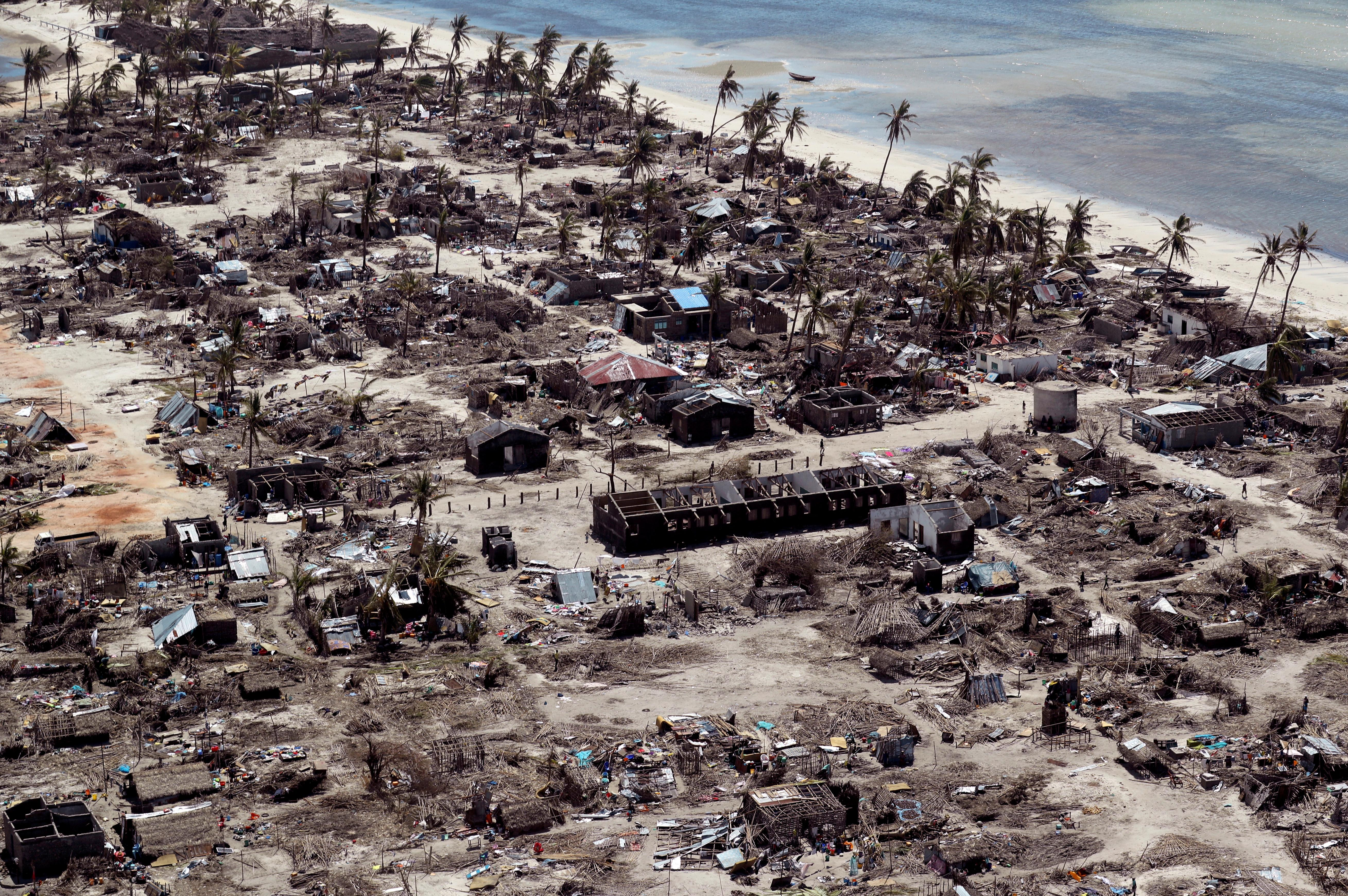 Mozambique needs $3.2 billion for post-cyclone reconstruction: local media