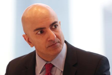 Fed needs to let inflation rise above 2%, Kashkari says