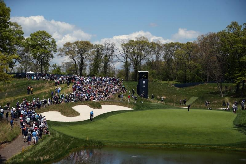 Koepka Leads PGA By 1 After Course-record 63