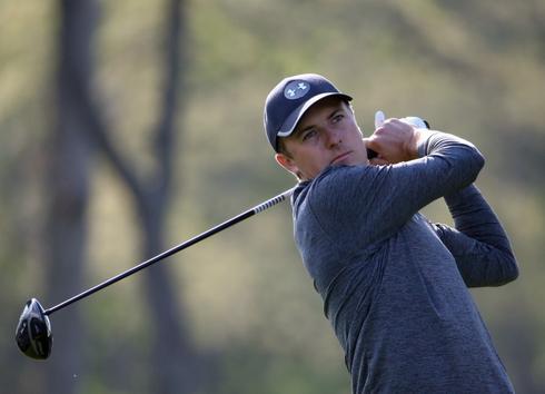Spieth shuts down grand slam talk at PGA Championship