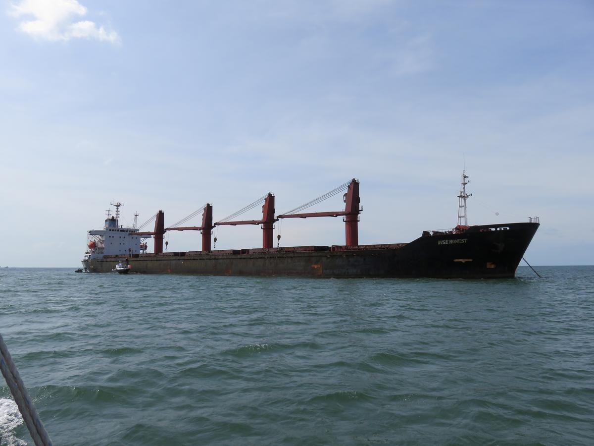 North Korea asks U.N. chief to address ship seizure by 'gangster' U.S.