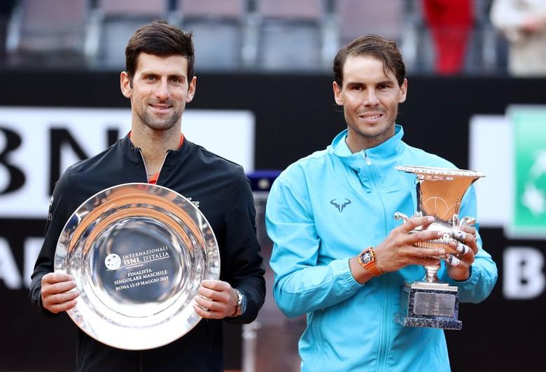 Imperious Nadal Blows Away Djokovic To Land Ninth Rome Title Reuters Com