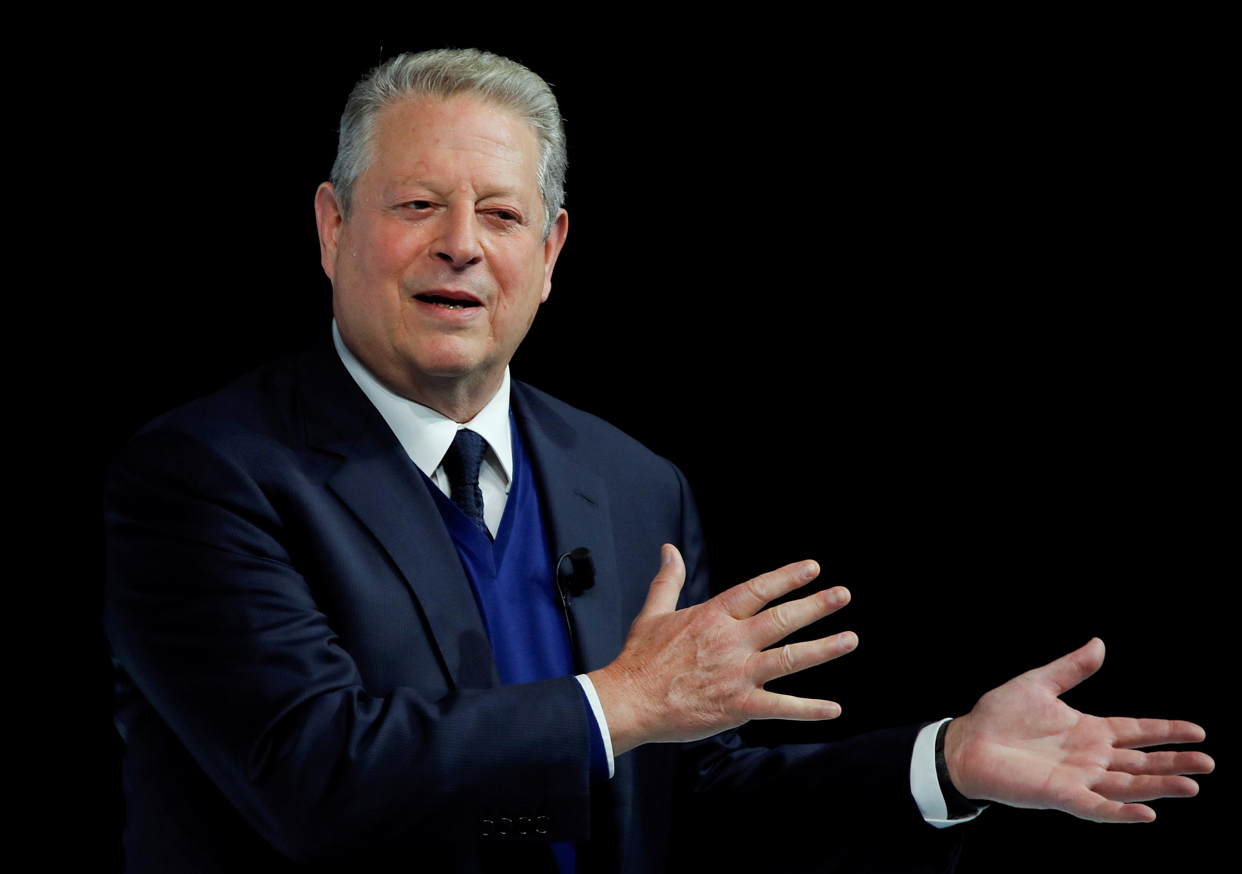 Al Gore's Generation raises $1 billion for latest private equity fund