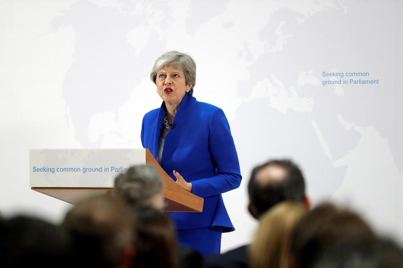 Image result for theresa may speech