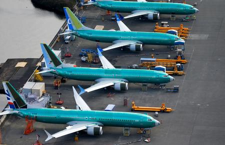 FAA chief has no timetable for ungrounding Boeing 737 MAX
