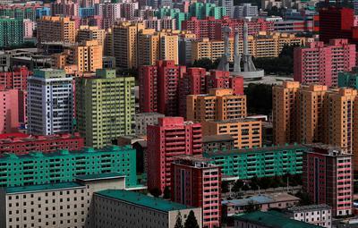 North Korea's eclectic architecture