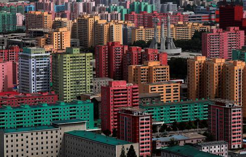 North Korea's eclectic architecture