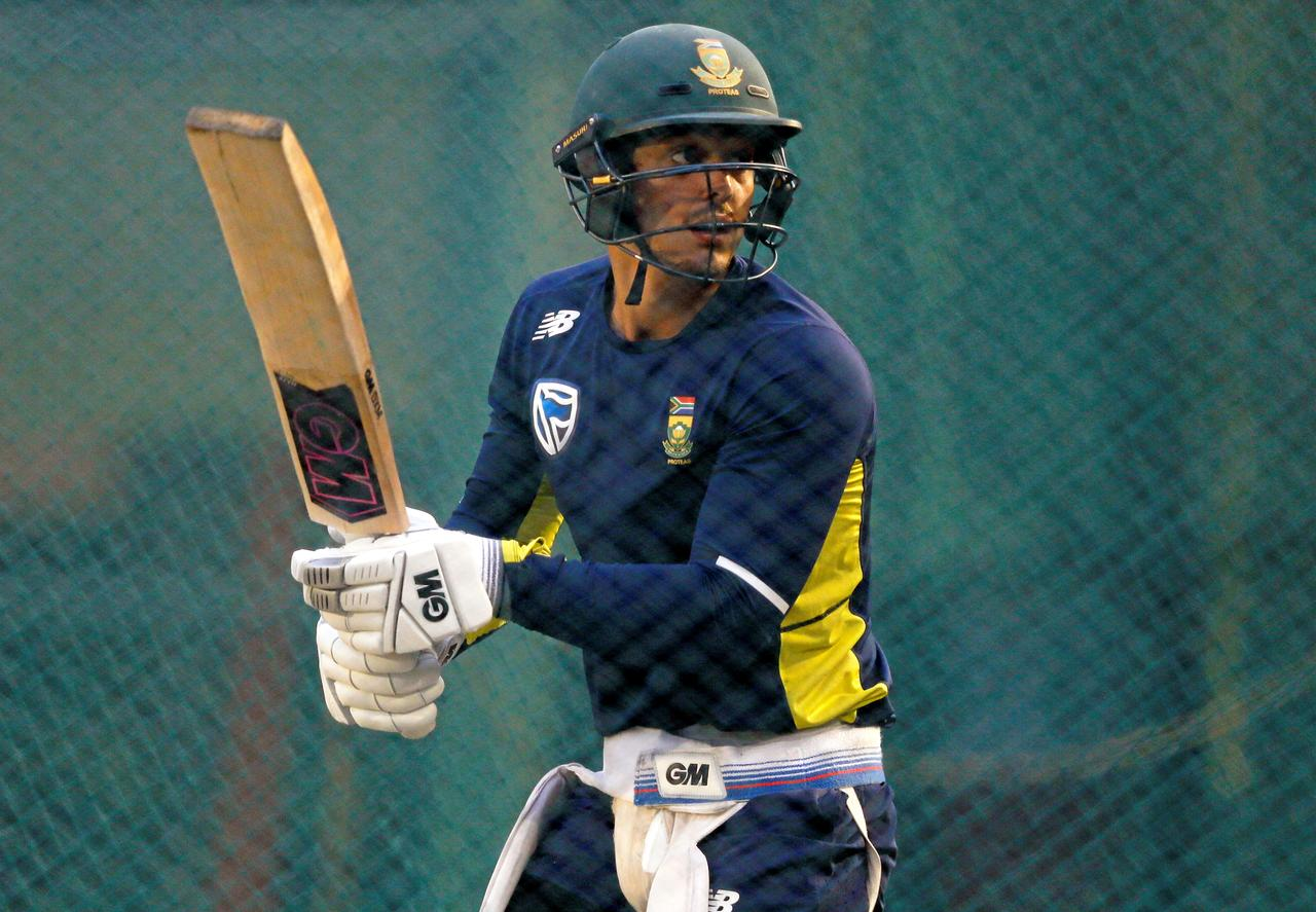 Cricket: Master-blaster De Kock carries South Africa's batting hopes