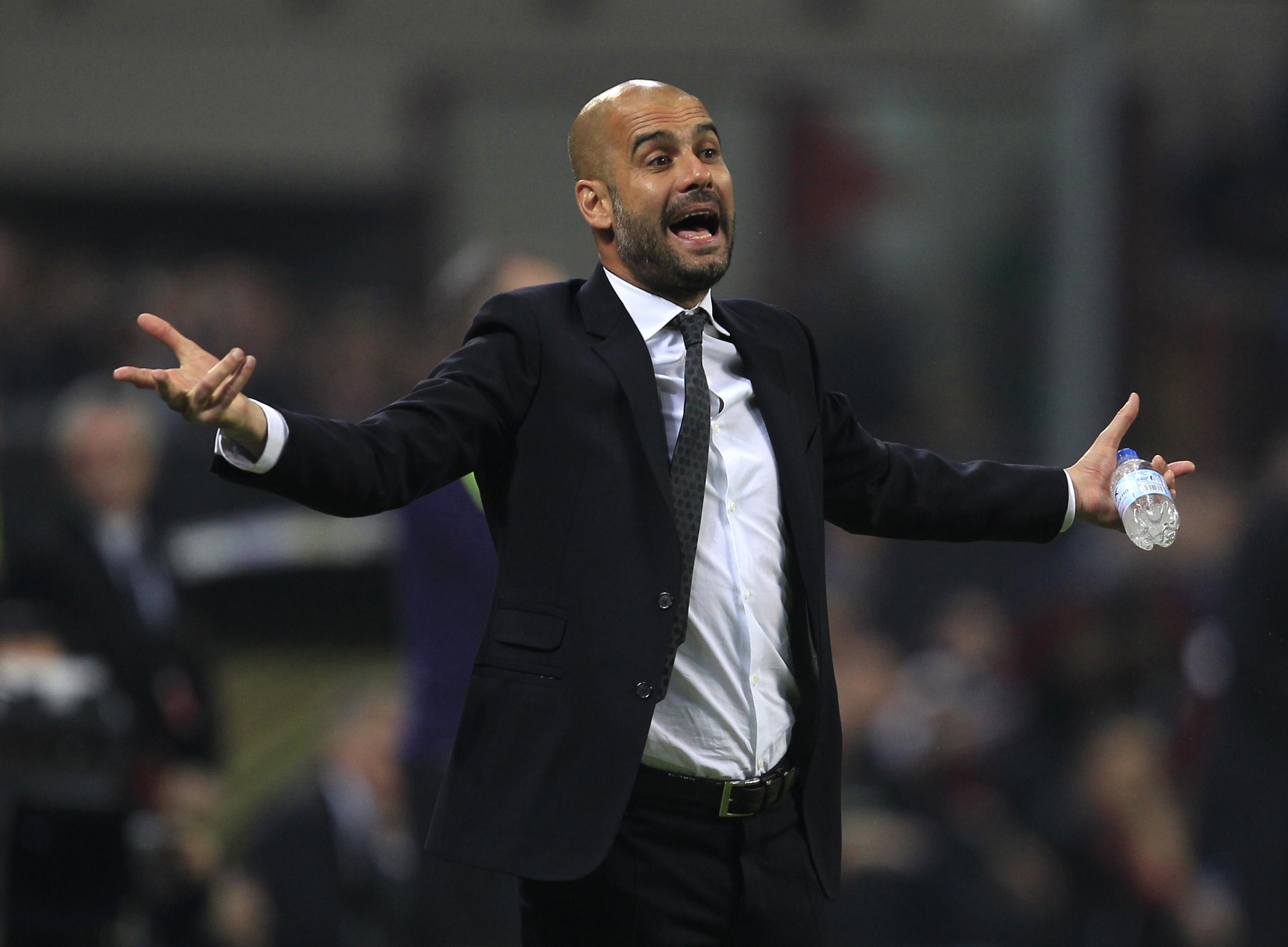 Manchester City says no truth in rumours Guardiola moving to Juventus