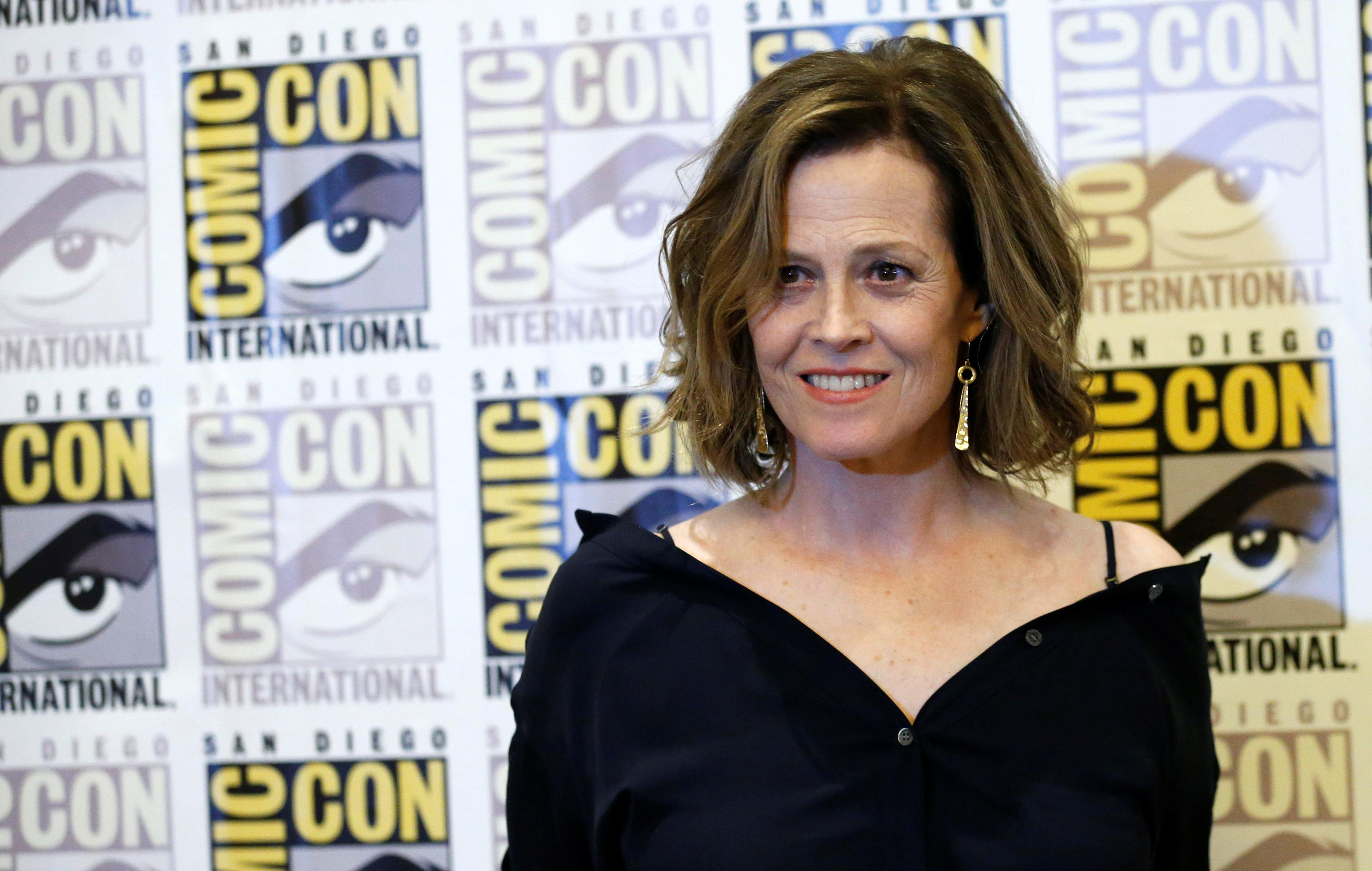 Sigourney Weaver marks 'Alien' anniversary: 'I thought it was a