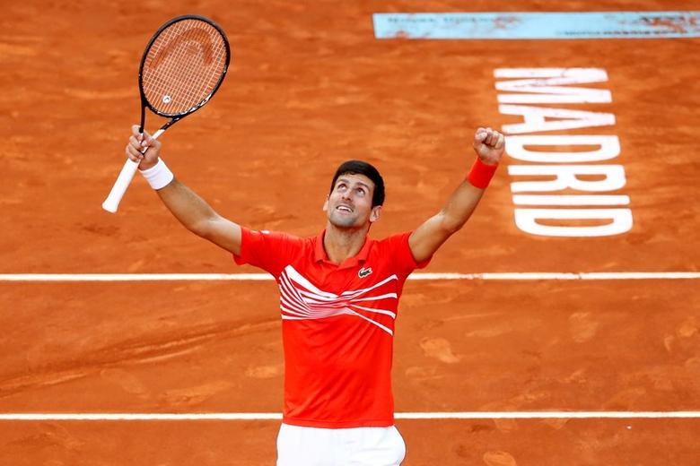 Djokovic Ready To Fire At Roland Garros As Grand Slam Landmark Beckons Reuters Com
