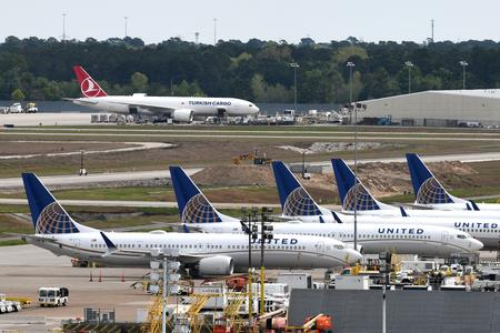 United Airlines extends cancellations of Boeing 737 MAX flights through August 3