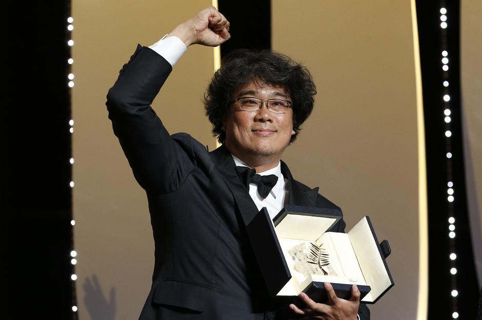 South Korean Social Satire Parasite Wins Palme D Or At Cannes