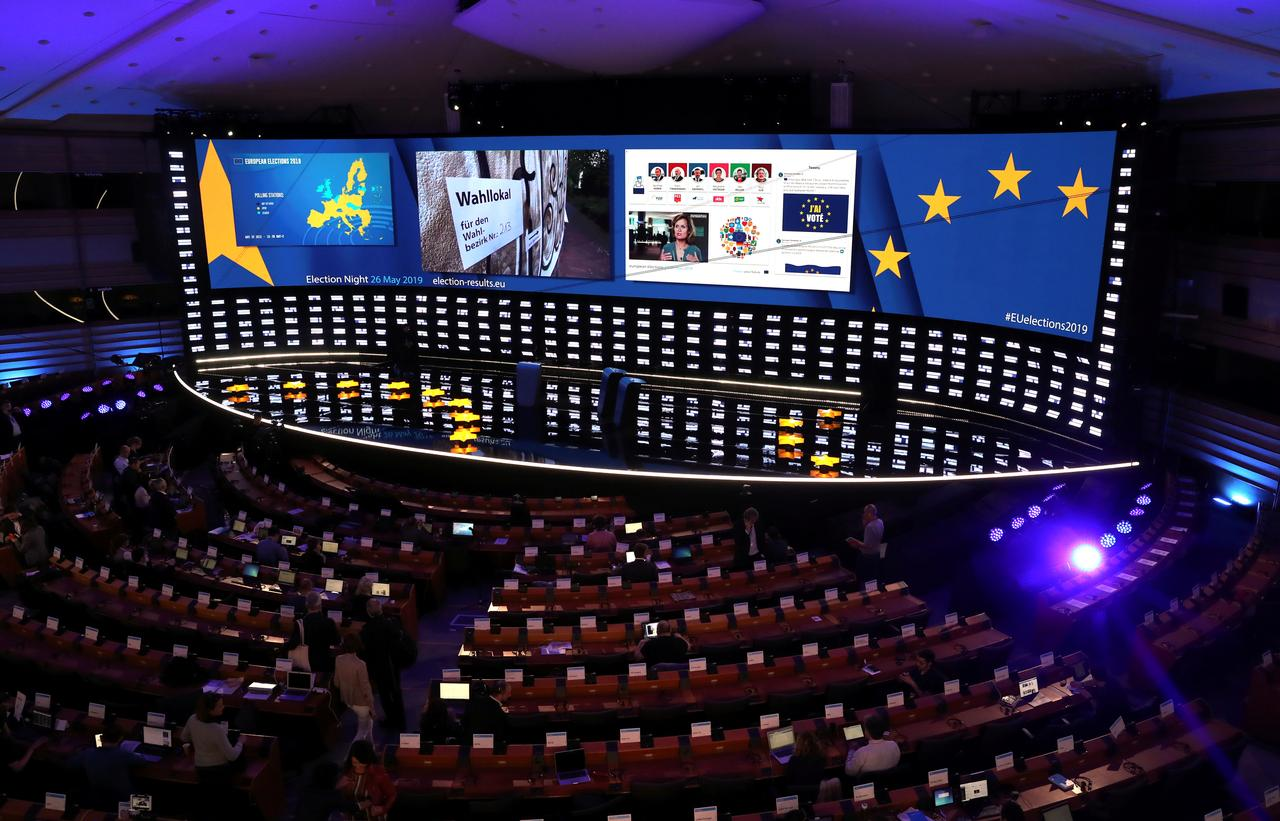 European parliament election results 2019