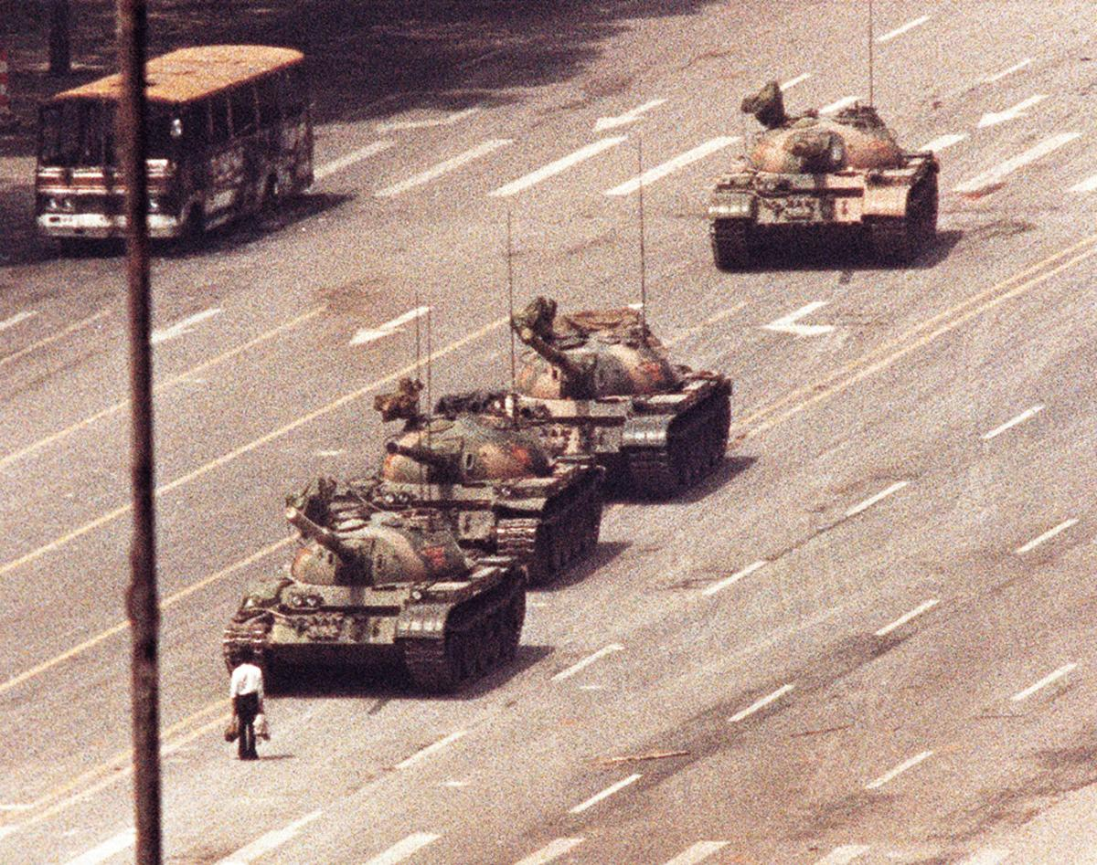 Timeline: From reform hopes to brutal crackdown – China's Tiananmen protests