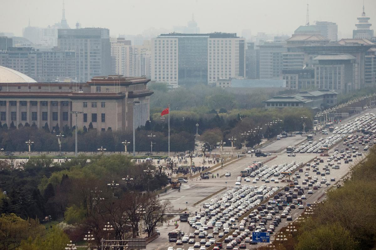 Timeline: China's post-Tiananmen re-emergence onto the world