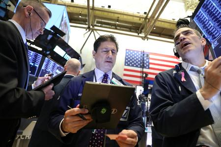 Wall Street at two-month low as trade tensions mount