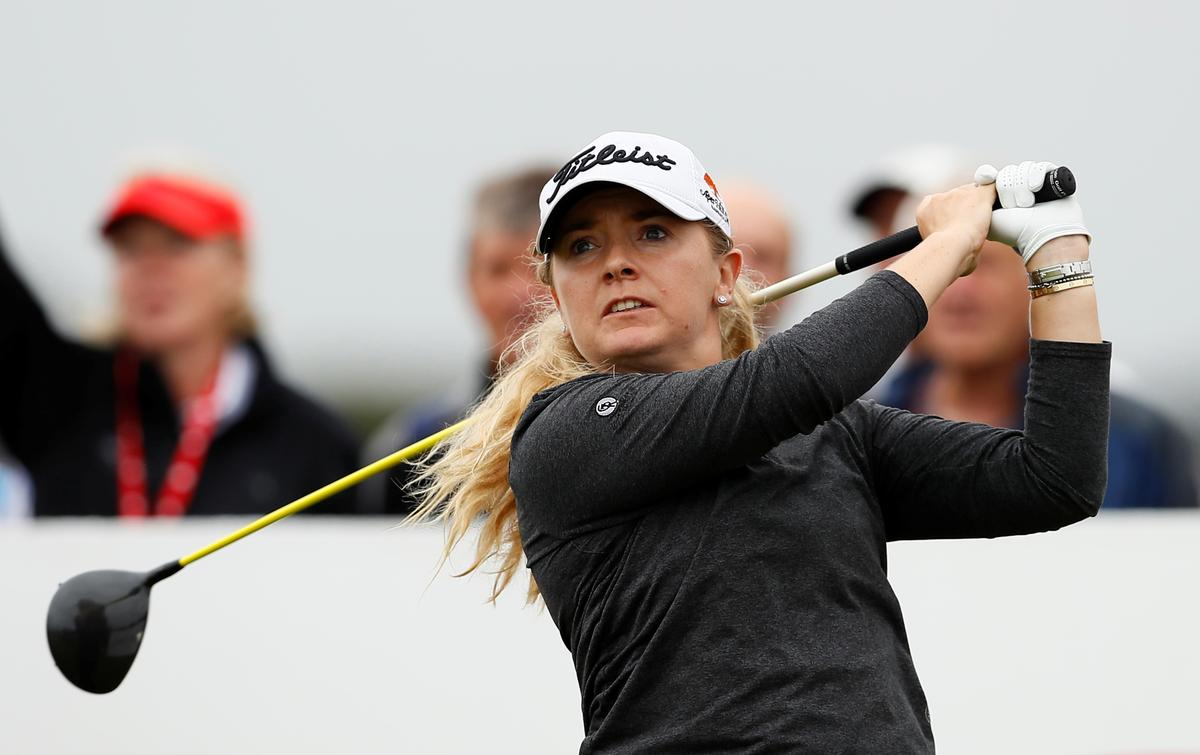 Law hopes to show who is boss at U.S. Women's Open