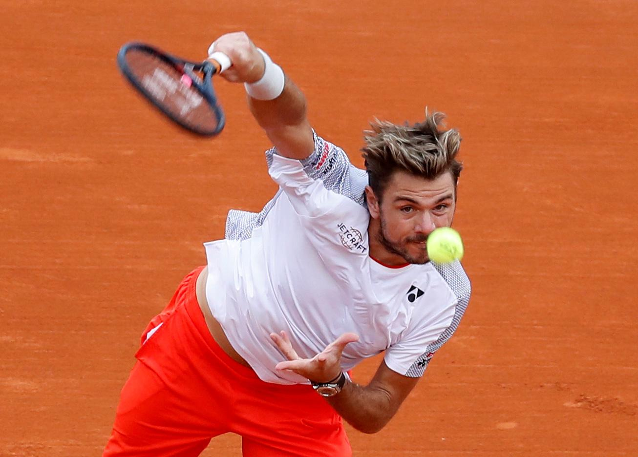 Tennis: Love of tennis key to Wawrinka's comeback