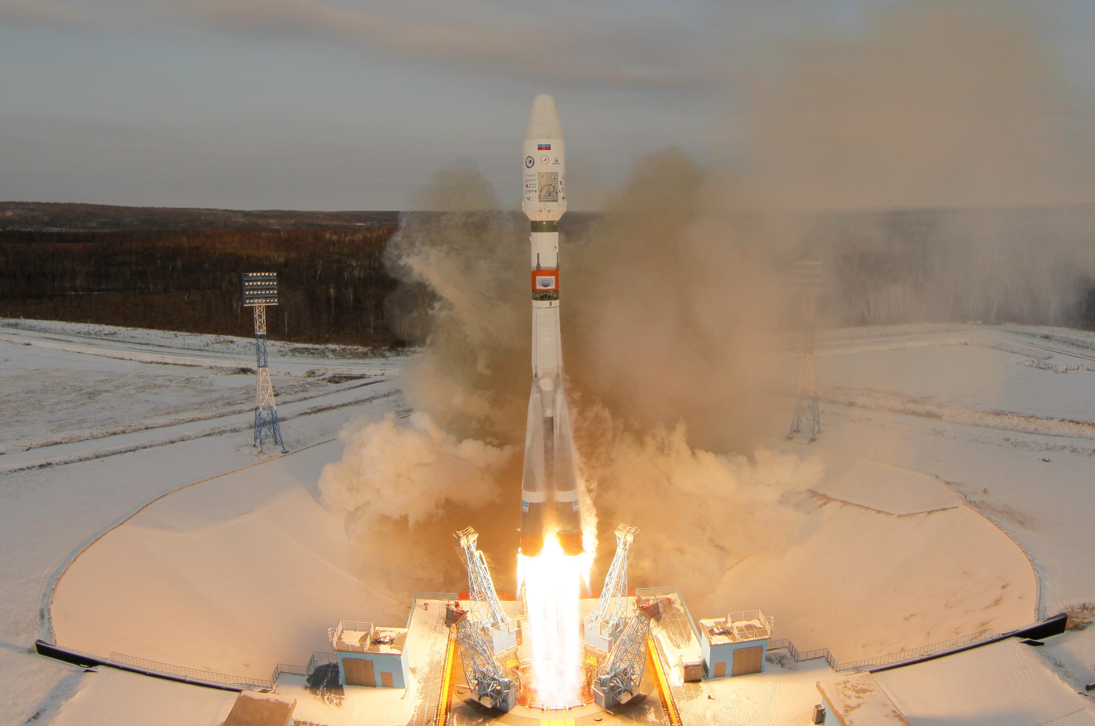 Russia says U.S. military curbs on space cooperation are unfair competition