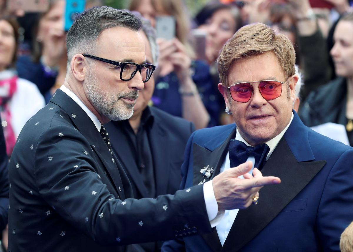 Elton John slams Russian cuts to 'Rocketman' gay scenes