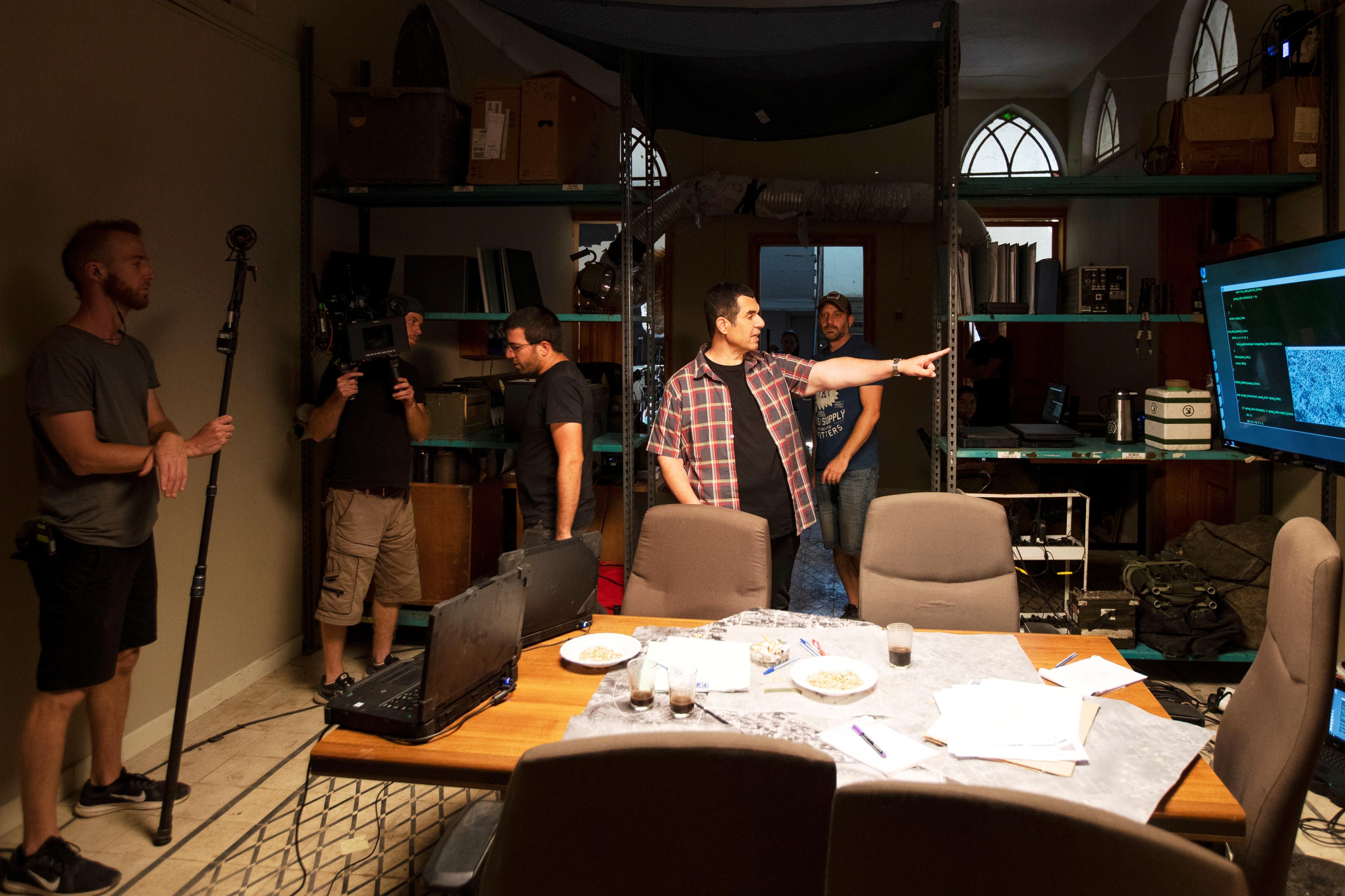 Israeli thriller series 'Fauda' digs in for darker third season