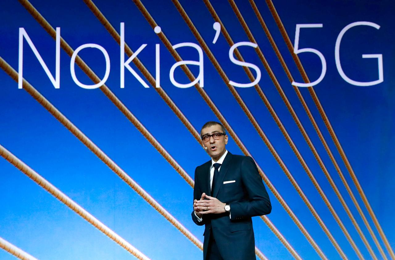 Nokia says it has moved ahead of Huawei in 5G orders - Reuters