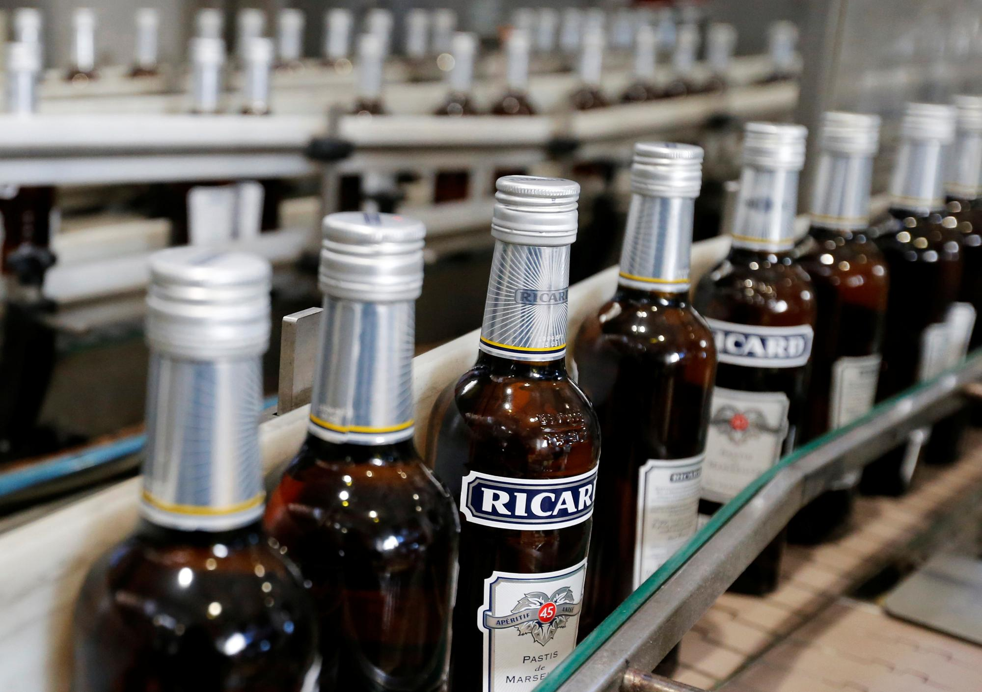 Pernod Ricard confident over Asia growth-slides
