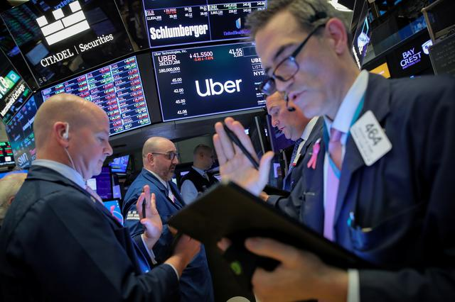 Uber's IPO underwriters recommend buying, estimate deep